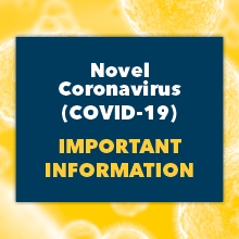 Important Information about novel coronavirus also known as COVID-19