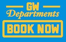 GW Departments- Book Now