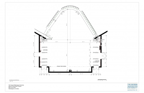 Betts Theatre Diagram